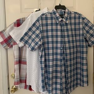 Van Heusen dress shirt bundle